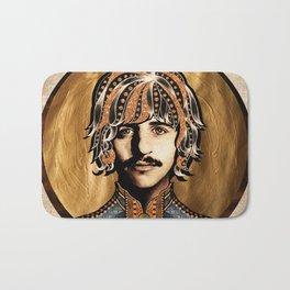 Boho Beatle ( Ringo ) Bath Mat