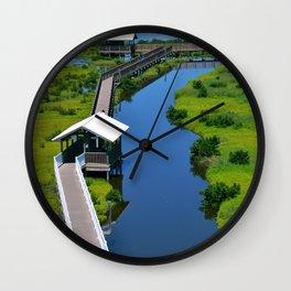 South Padre Island Wall Clock