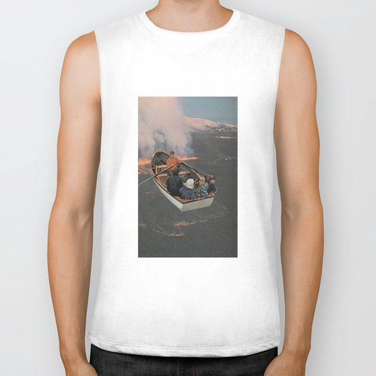 Boat ride Biker Tank