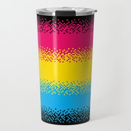 Pixel Perfect Travel Mug