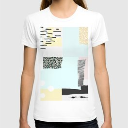 On the wall#4 T-shirt