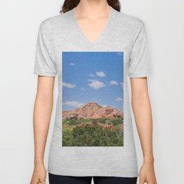 Texas Canyon 3 Unisex V-Neck