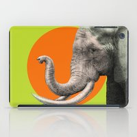 eric fan iPad Cases featuring Wild 6 by Eric Fan & Garima Dhawan by Garima Dhawan