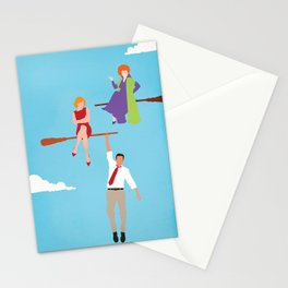Bewitched  Stationery Cards