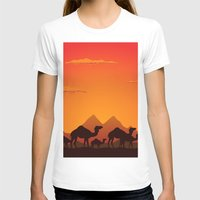 camel T-shirts featuring Camel by aleksander1