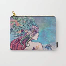 The Last Mermaid Carry-All Pouch