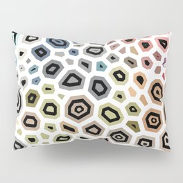 Experimental pattern 38 Pillow Sham