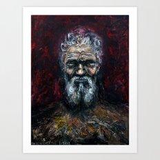 Michelangelo Buonarroti Art Print