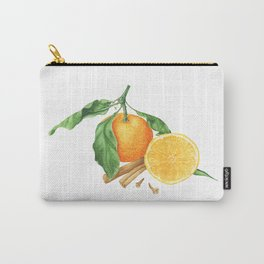 Tangerines and spices Carry-All Pouch