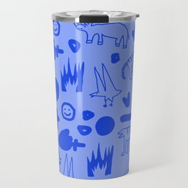 I´m Blue Da Ba Dee Travel Mug