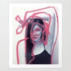 Colleen Art Print
