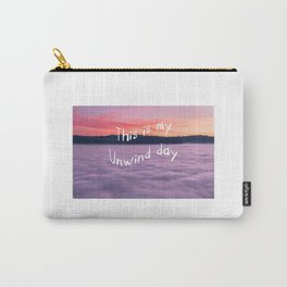 Clouds of Dreamland - Lazy Day Carry-All Pouch