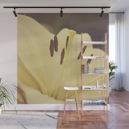 Dreamy Lily Wall Mural