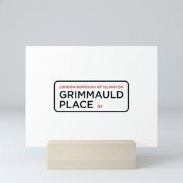 Grimmauld Place Mini Art Print