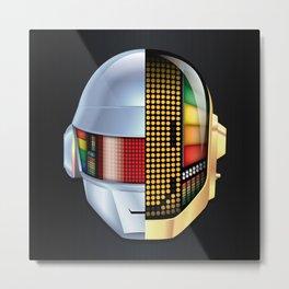 Daft Punk - Discovery Metal Print
