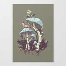 Elven Ranger Canvas Print