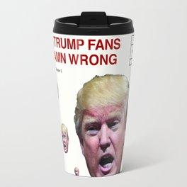 So Damn Wrong Travel Mug