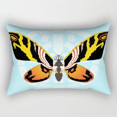 Mothra Rectangular Pillow