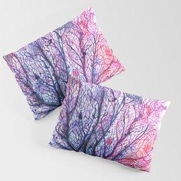Fan Coral - Purple Pillow Sham