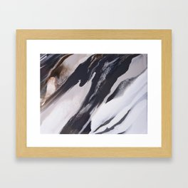 Formations No. 26 Framed Art Print