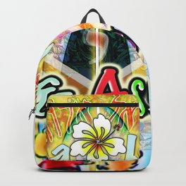 Aloha Yisrael Backpack