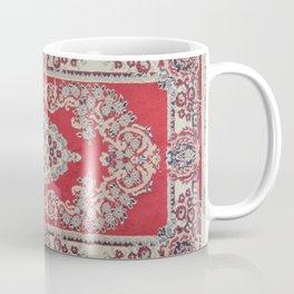 Traditional Glorious red rug Coffee Mug