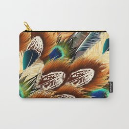 So feathers fashion Carry-All Pouch