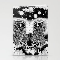 universe Stationery Cards featuring UNIVERSE by • PASXALY •