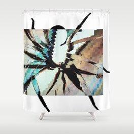 V2R36 Shower Curtain