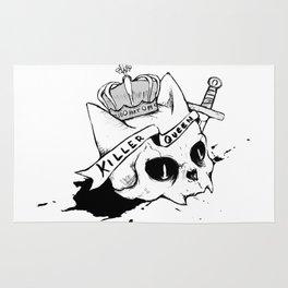 Queen Cat Rug