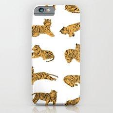 Tigers Slim Case iPhone 6