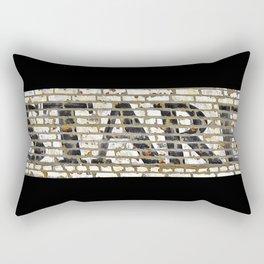 Here's Looking at You  Rectangular Pillow