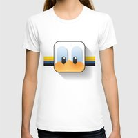 donald duck T-shirts featuring donald duck by designoMatt