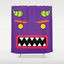 Ogre Shower Curtain