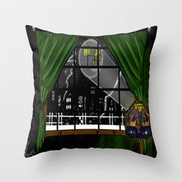 Mgyver Insignia Symbol Signal 1 Throw Pillow