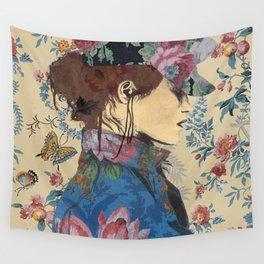 Blending In Wall Tapestry