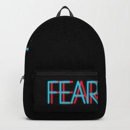 Fearless | Digital Art Backpack