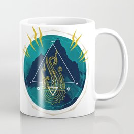 The Mountain o Madness Coffee Mug