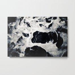 /blacksea. Metal Print