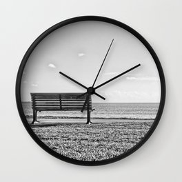 Is this what lonely feels like? Wall Clock