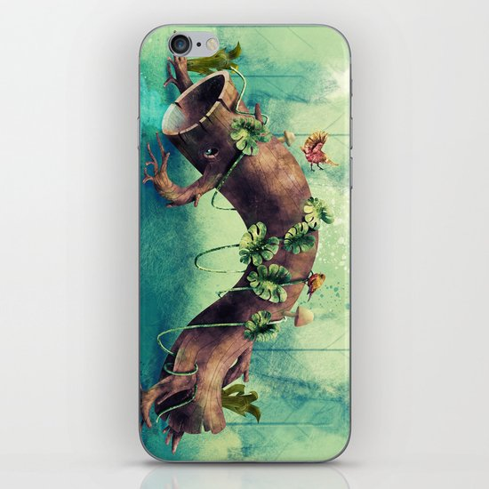 Forest Creature iPhone & iPod Skin