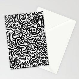 Detached Retina Stationery Cards