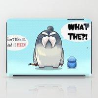 yeti iPad Cases featuring Yeti by Mr Meowmer
