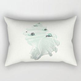 Race for the Prize Rectangular Pillow
