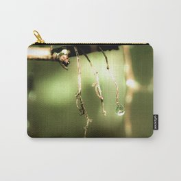 Spring Mist Carry-All Pouch