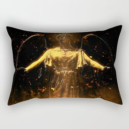 Rise From the Flames Rectangular Pillow