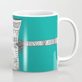 Safe Design illustration Coffee Mug