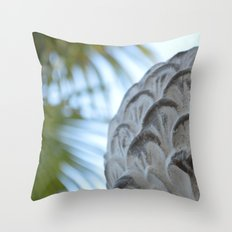 Calmness Throw Pillow