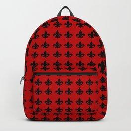 Fleur-de-lis Backpack