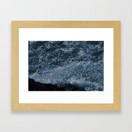 Breaker II Framed Art Print